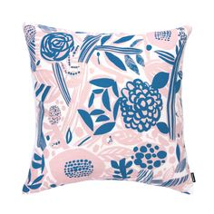 Designed by Matti Pikkujämsä Material: & Size: x Fits a x inner cushion - inner cushion not included in the price Blue Cushion Covers, Blue Cushions, Potpourri, Pattern Design, Throw Pillows, Cotton, Interiors, Living Room, Toss Pillows