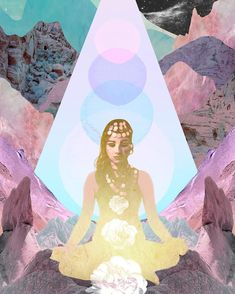 Digital Collage, Collage Art, Online Tarot, We Are Love, Visionary Art, Oracle Cards, Moon Art, Wallpaper Backgrounds, Awakening