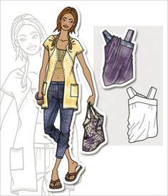Fashion Box Women's Knitwear - S/S 2013