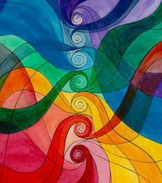 This is beautiful #chakra art!