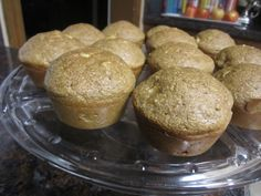 Apple Cinnamon Muffins- only 1 Weight Watchers Point!