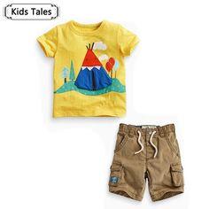 ST238 2017 summer new European and American Fan children's clothing boys clothes Batman cape cartoon jeans 2 sets kids clothes #Affiliate