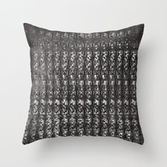 Urban Romance Throw Pillow for Office