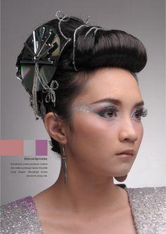 Natural Sprinkles #makeup #elegant #beauty