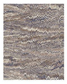 By Soucie Horner. Hand-knotted wool and silk in Laguna.  | bocadolobo.com | #rug #rugs #luxuryfurniture #luxuryrugs