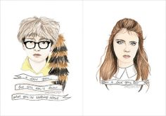 Etsy Finds: Oh Gosh, Cindy! / Moonrise Kingdom quote