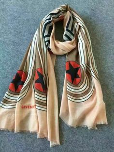 F/W 2016 Givenchy Outlet-Women's Givenchy Star Printed Scarf