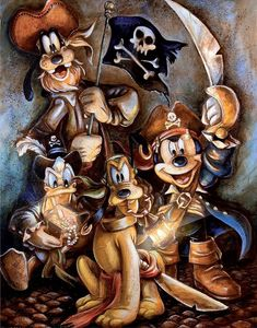 This is a brand new Disney Mickey and Minnie Mouse Head Over Heels by Darren Wilson art print reproduction. Mickey Mouse Art, Minnie Mouse, Mickey Mouse And Friends, Deco Disney, Disney Love, Disney Disney, Personnages Looney Tunes, Darren Wilson, Wilson Art