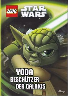 RZOnlinehandel - LEGO® Star Wars™ Buch - Yoda Beschützer der Galaxy