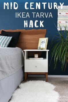 Updating your bedroom on a slim budget? Try one of these easy dollar store projects for a new look at an unbelievable price!