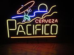 Vintage Neon Beer Signs Awesome My Favorite Neon Beer Sign  Vintage Things  Pinterest  Neon Beer Decorating Inspiration