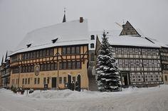 Stolberg Rathaus / Harz