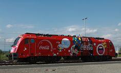 SZ 541-101 bekomme Coca-Cola Werbung