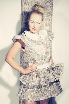 Photographer: Nancy Schoenmaker MUA: Roos Streng Model: Marit de Ruyter