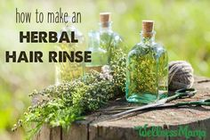 How to make an herba