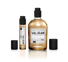 Valiram Perfume — The Dieline - Package Design Resource
