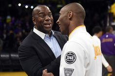 Magic Johnson Hired as Lakers President of Operations, Wants Kobe Bryant in Personal Relations Role