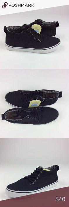 Valdez Mid Lace Up Boot - Men's Suede Imported rubber sole Sku; S021 Toms Shoes Oxfords & Derbys