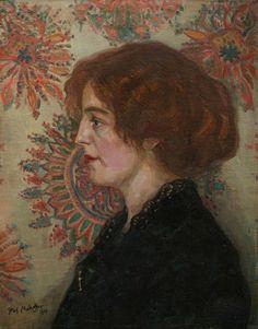 józef mehoffer - Szukaj w Google Art Nouveau, Global Art, Art Market, Past, Auction, Painting, Polish, Artists, Google