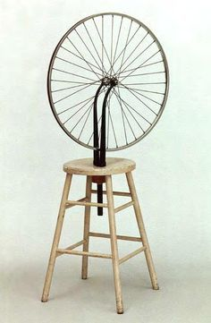ready made marcel duchamp