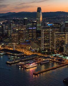 San Francisco California by Ev Meyer Photography by photoblog.sanfranciscofeelings.com sanfrancisco sf bayarea alwayssf goldengatebridge goldengate alcatraz california