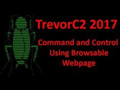 TrevorC2 - Command and Control Over Browsable Webpage - Hackers Grid