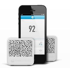 Improve Your Indoor Living with Cube Sensors! It almost senses Everything!
