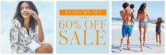 Up to 60% off - Extra 15% off Sale Dresses, Tops, Shirts, Code: 9D9F  #womenswear #menswear #fashion