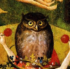 Bosch - Garden of Earthly Delights (Detail)