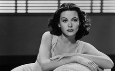"The Ecstasy of Hedy Lamarr -- ""Let me say that again: Hedy Lamarr, arguably the most glamorous star of the pre-war period, also helped invent your cell phone and WiFi connection."""