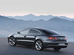 Image for Volkswagen Passat CC 2013 Rear Wallpaper