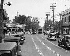 Bardstown Road, Louisville, Kentucky, 1935. :: Herald-Post Collection