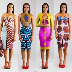 YES!!!!! Ghanaian label Duaba Serwa by Nelly Aboagye.