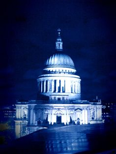 St Pauls Cathedral. My favorite place in the world. End of story.