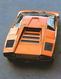 "Lamborghini Countach LP400 ""Periscopo."""
