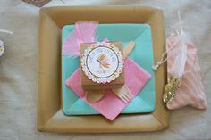 Tribal Princess Birthday Party via Kara's Party Ideas | KarasPartyIdeas.com (11)