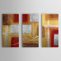 Hand+Painted+Oil+Painting+Abstract+with+Stretched+Frame+Set+of+3+1307-AB0408+–+USD+$+99.99