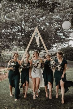 Boho Summer Golf Course Wedding at Montcalm Golf Club Boho Wedding Dress, Diy Wedding, Wedding Dresses Montreal, Summer Diy, Emerald, Golf Courses, Party, Fashion, Moda