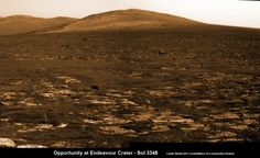 Opportunity rover marks Magic Moment on 10th Year since Launch with Mountain Goal in View