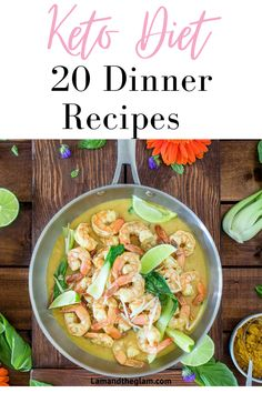 Quick Dinner Recipes, Delicious Recipes, Healthy Recipes, Clean Eating, Healthy Eating, Keto Diet For Beginners, Keto Dinner, Vegetarian Food, Recipe Collection