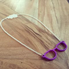 Sunglasses necklace 3D print van Smart3Dprint op Etsy