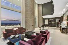 This 1,600 square meter penthouse with breathtaking views of Johannesburg's north western suburbs, ama