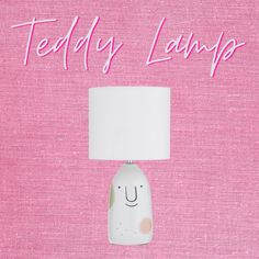 Cute Teddy Table Lamp! Ceramic base with fabric shade. Matching vase also available! #interiorarchitecture #interiorideas #livingrooms #residentialdesign #moderninterior #lovearchitecture #interiordesignlovers #shelfie #bookshelf #instahome #rug #surfcoast #furniture #surfcoastfurniture #home #decoration #house #aussiehomes #furniture #geelong #geelonghomes