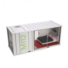ModulR sleeping container