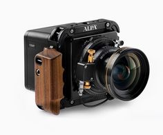phase one and alpa develop medium format 100 megapixel A-series IQ3 camera system