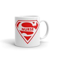 Nursing Student Gifts, Nursing Students, Nurse Mugs, Nurse Gifts, Best Coffee Cup, Coffee Cups, Nurse Stethoscope, Graduation Gifts, Etsy Store