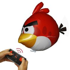 AirSwimmer Angry Birds