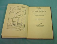 1959 From Old Mobile To Fort Assumption John Brice Harris HB Cloth First Ed Book