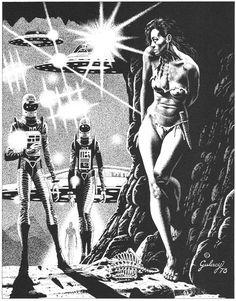 Paul Gulacy - Aliens