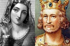 King John of England, signee of the first Magna Carta married Isabella of Angouleme in Bordeaux Cathedral, on this day 24th August, 1200